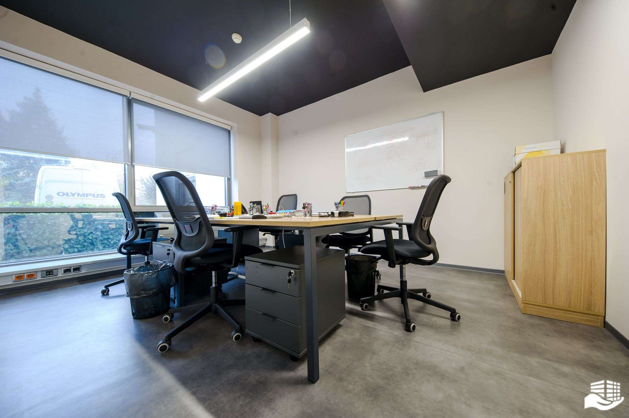 Which concept of business space renting is the best?